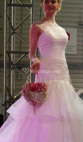 Salon du mariage 2016 bouquet