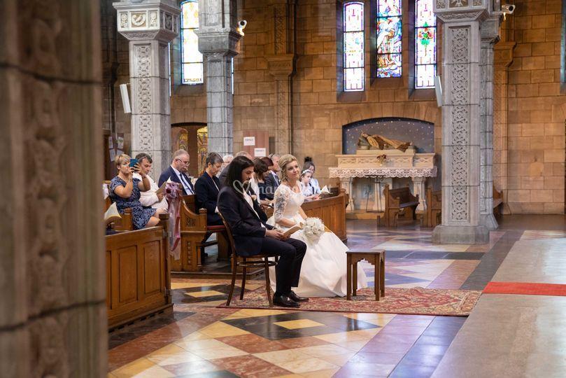 Mariage - église