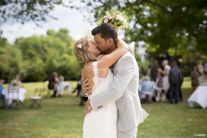Mariage au chateau Eygreteau