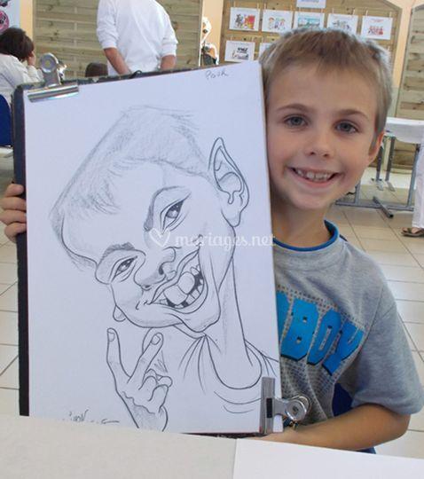 Simon Caricatures