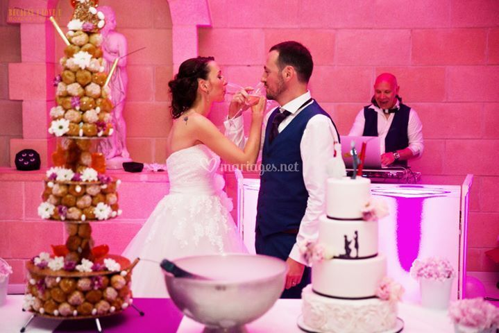 Wedding cake Oxana et Arnaud