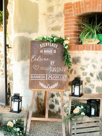 Hope event mariage