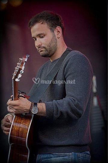 Max le guitariste