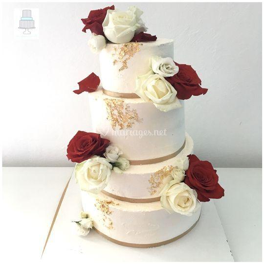 Wedding cake creme