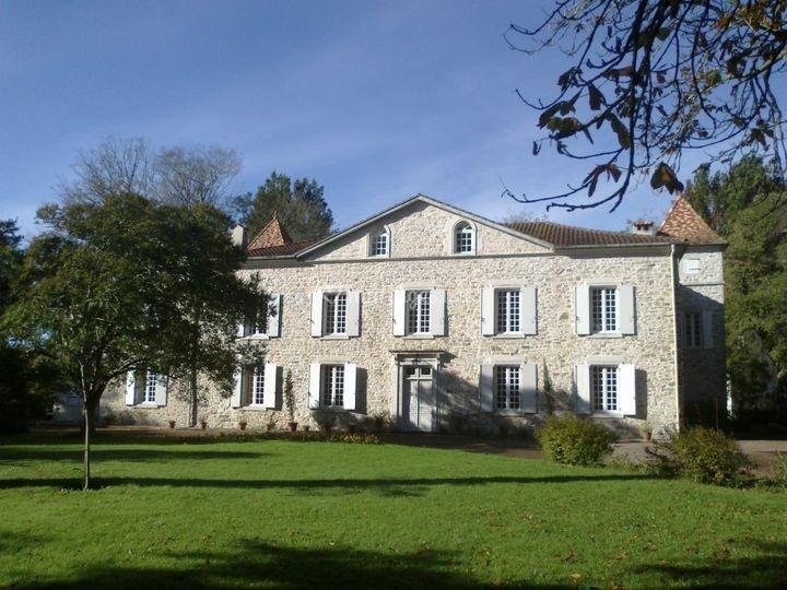 Orangerie du Château de Bordus
