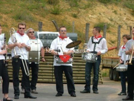 Formation Banda 15 à 25 musiciens