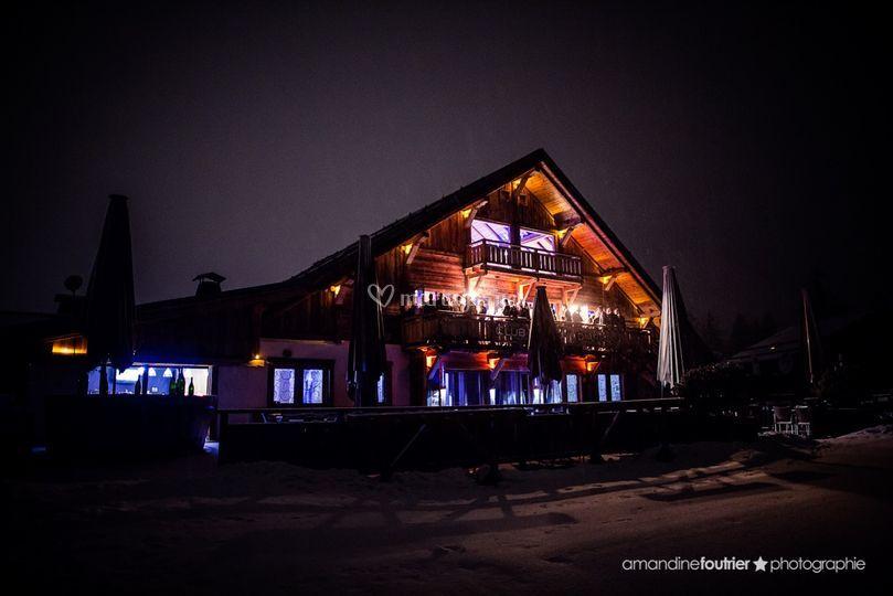 Terrasse Club du Mont d'Arbois