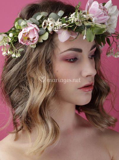 Maquillage printanier magazine