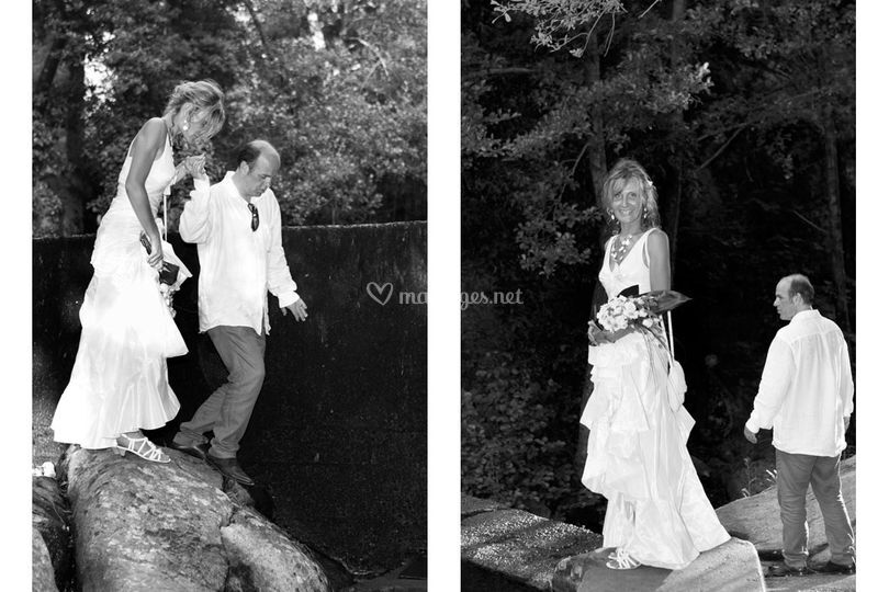 Mariage en Corse - montage