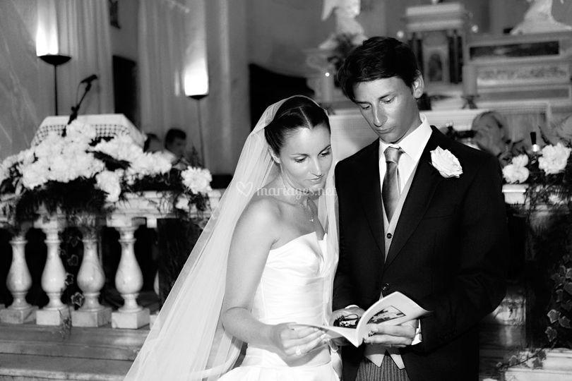 Mariage en Corse - les mariés