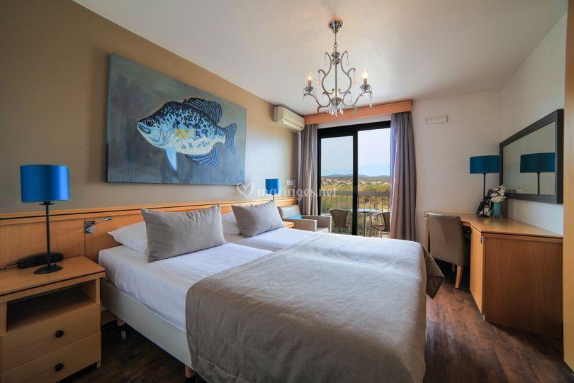 Chambre confort standard