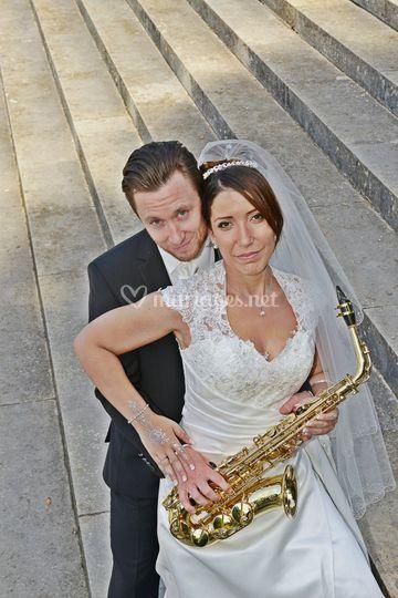 Mariage Saxophone