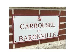 Carrousel de Baronville logo
