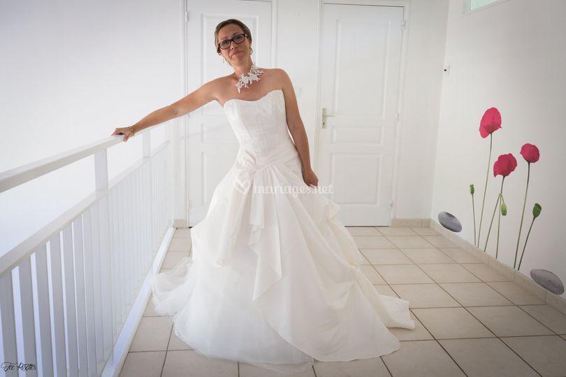 Balcon de la mariée
