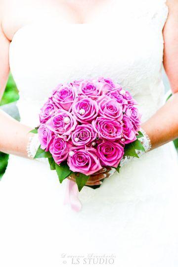 Bouquet de la mariéee