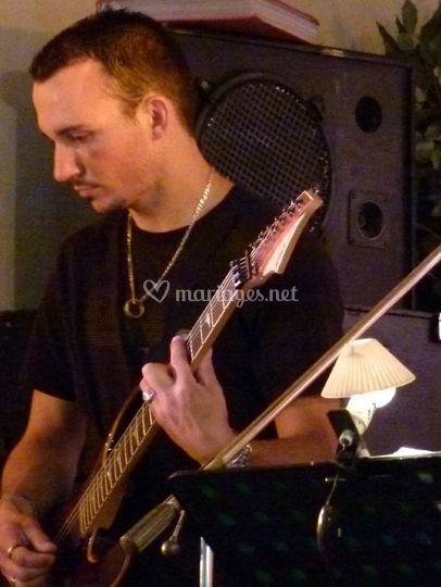 Guitariste/Chanteur