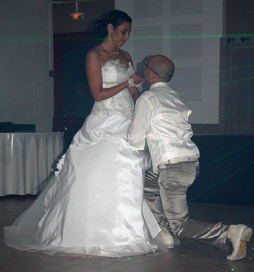 Danse mariage ouverture de bal