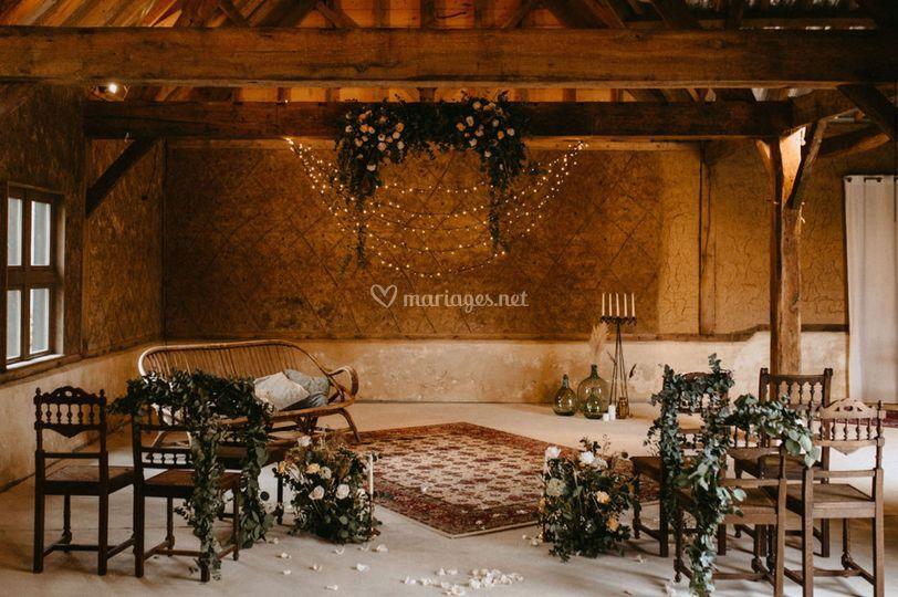 Location mobilier décoration