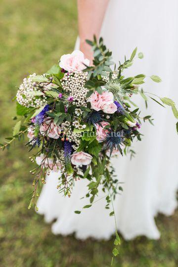 Bouquet champêtre-C. Lafargue