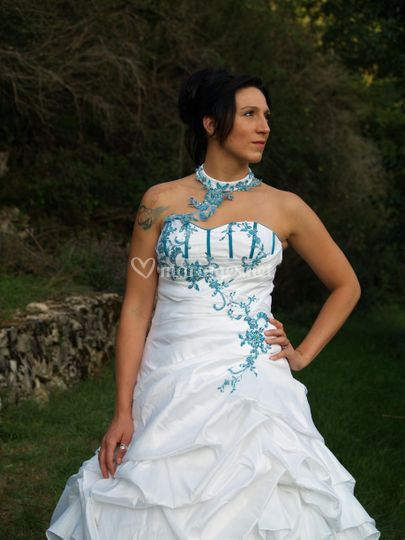 Robe de mariée Anastasia