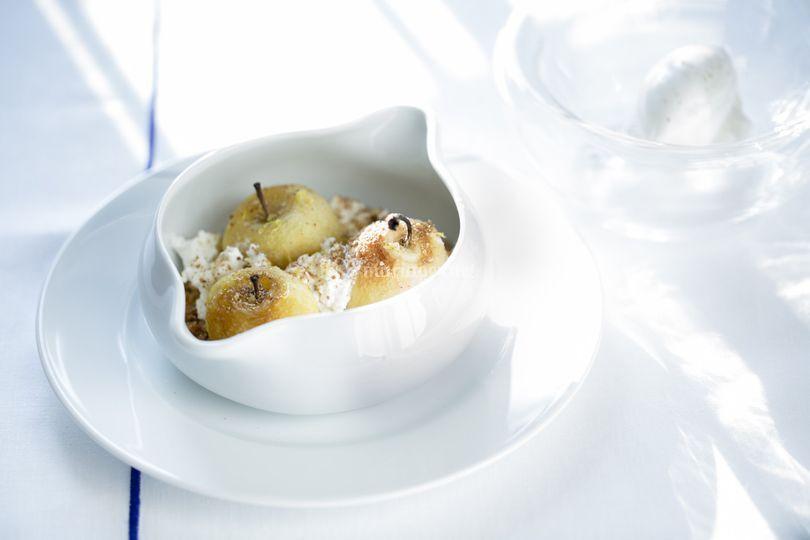 Dessert Bastide de Moustiers