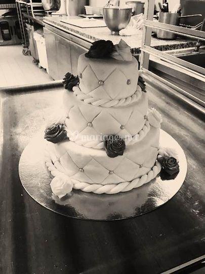 Home Wedding cake