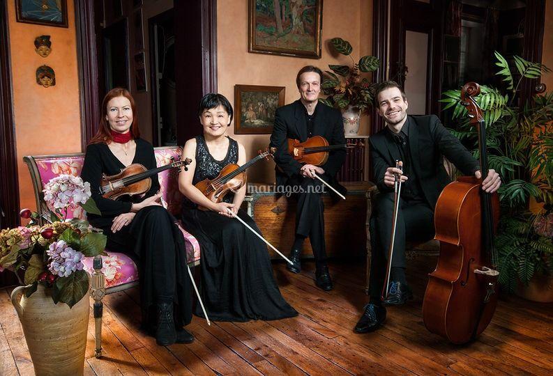 Quatuor intérieur
