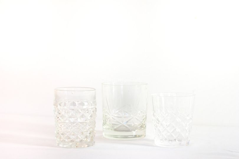 Verre whisky - Gobelet verre