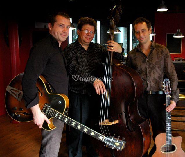 Le Raymond Swing Band