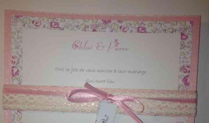 Carton d'invitation