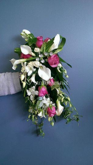 8. Composition florale