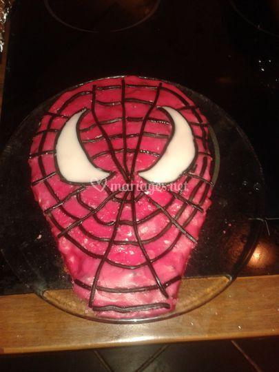 Gâteau suite à demande client