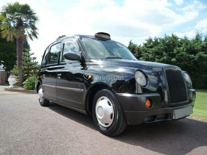 Notre mythique taxi Anglais