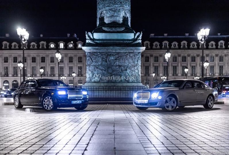 Rolls Royce et Bentley
