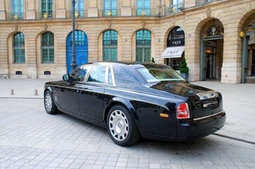 Rolls royce Phantom 7