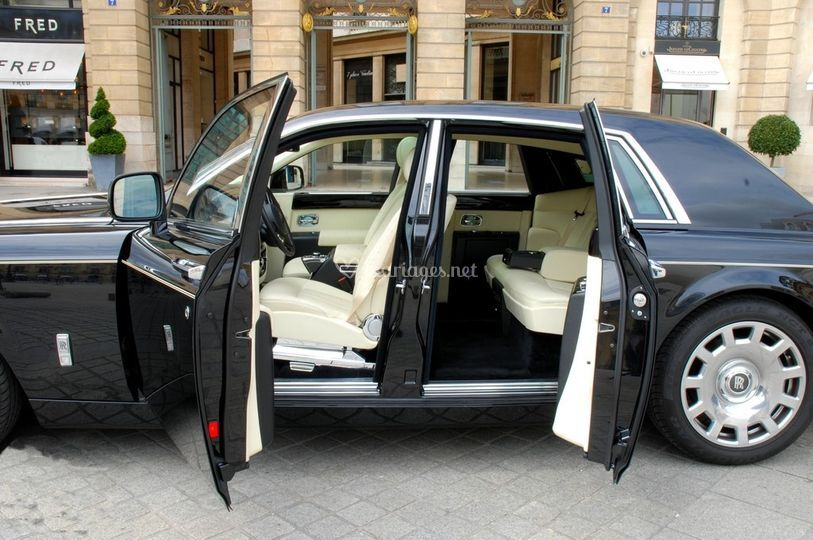 Rolls royce Phantom 2