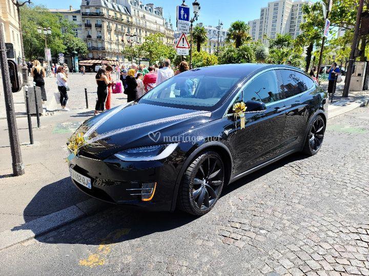 Tesla x