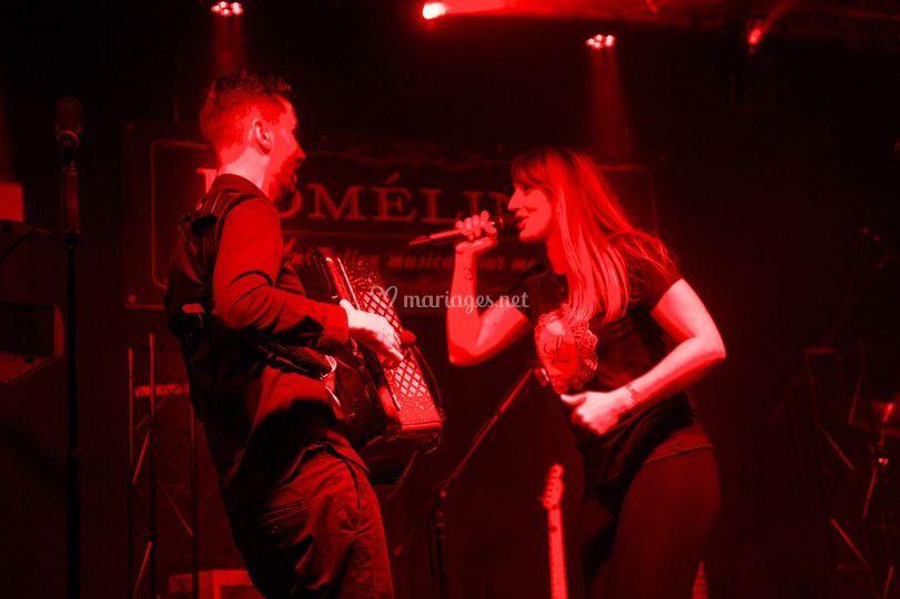 Mathieu et Emilie