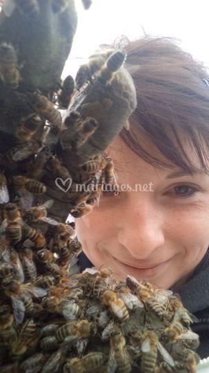 L'amour des abeilles