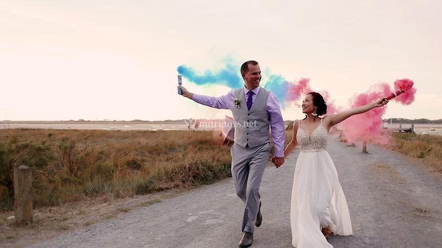 Extrait film mariage