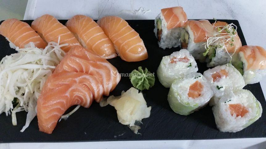 All salmon