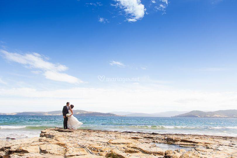 Mariés en Australie