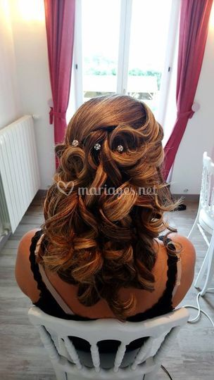 Armelle coiffure domicile - Coiffure semi attache ...