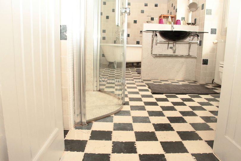Salle de bain Duchesse