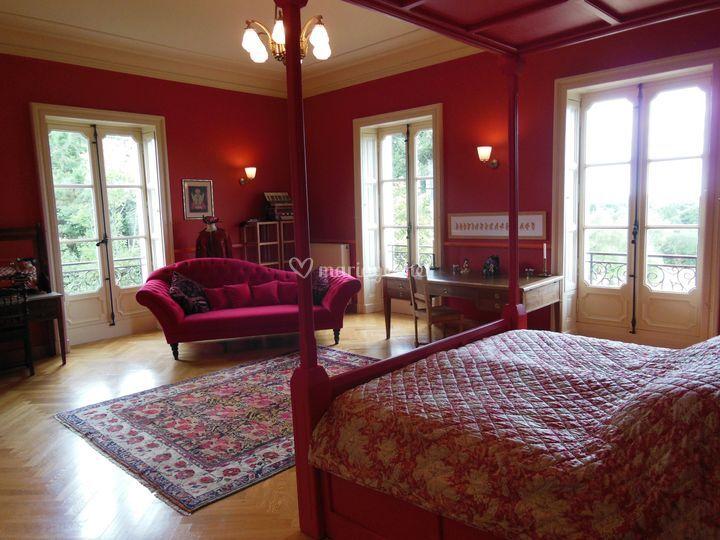 Chambre Baron Rouge