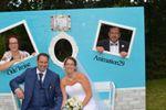 Haude et JJ avec des mariés