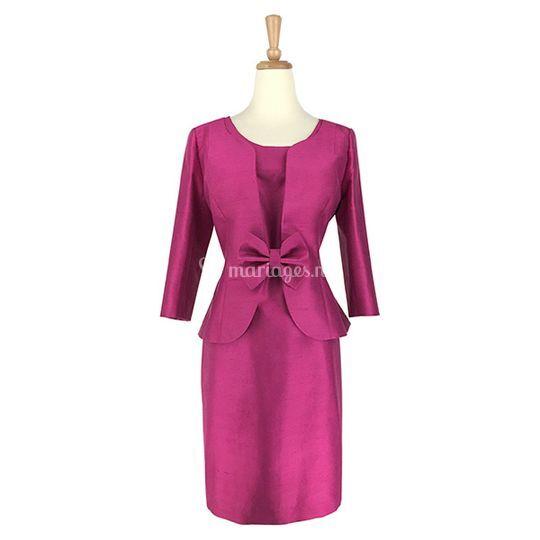 Ensemble robe & veste