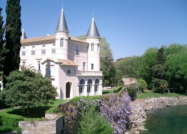 Chateau de Cabezac