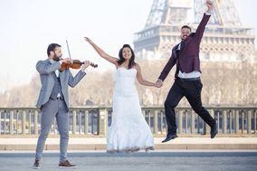 Violinist Paris