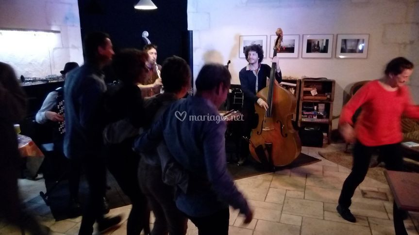 Yababam fait danser son public